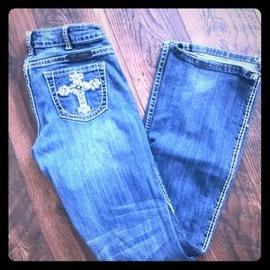 Cowgirl tuff cross jeans